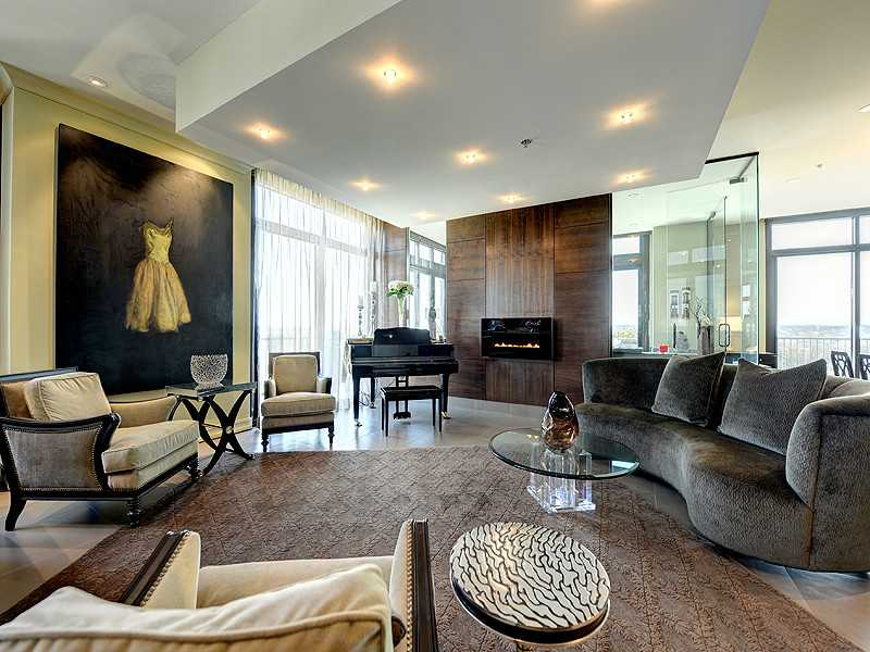 Penthouses in Atlanta For Sale Buckhead Atlanta Penthouse