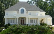 Estate Home Atlanta Cascade Falls Subdivision