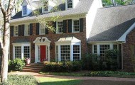 Spindlewick Atlanta GA Sandy Springs Established Neighborhood